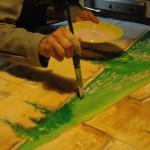 lavoro di pittura 4