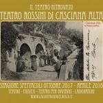 Libretto stagione 2017 - 2018 Casciana ALta